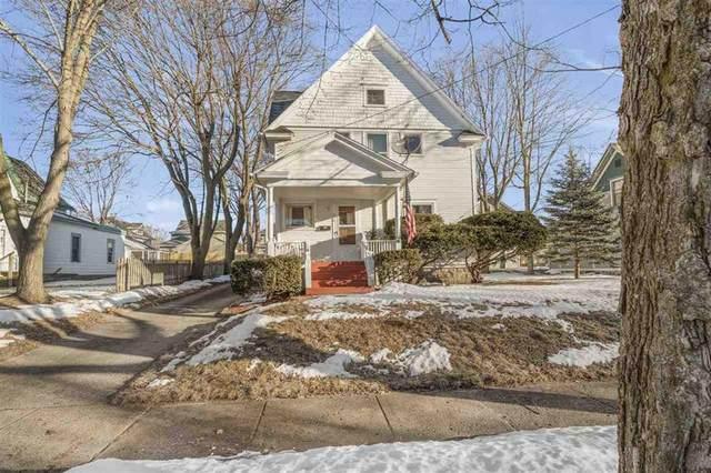 510 Garfield, CITY OF JACKSON, MI 49203 (#55202100573) :: The Alex Nugent Team   Real Estate One