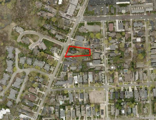 583 Southfield Lot 1 Road, Birmingham, MI 48009 (#2210015550) :: NextHome Showcase