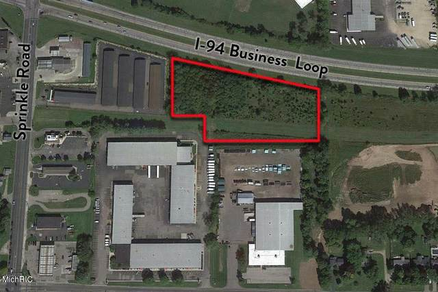 Vacant Business Loop, Comstock Twp, MI 49001 (MLS #66021007221) :: The John Wentworth Group