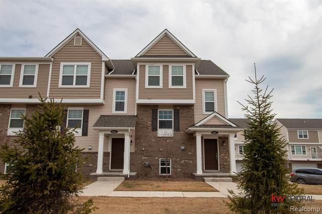 4617 Bradley Circle, Troy, MI 48085 (#2210015899) :: GK Real Estate Team