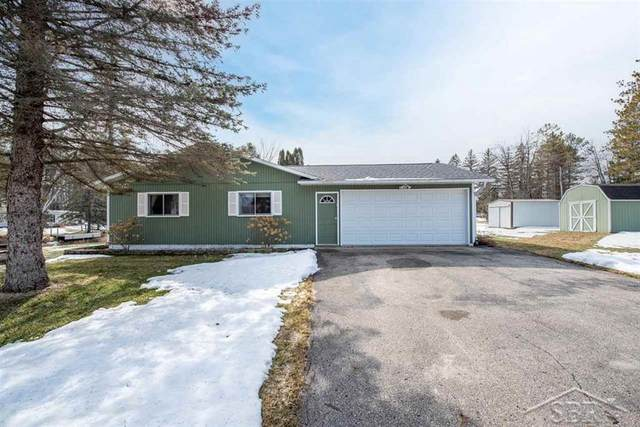 5135 S Pine Street, Billings Twp, MI 48612 (#61050036001) :: Real Estate For A CAUSE