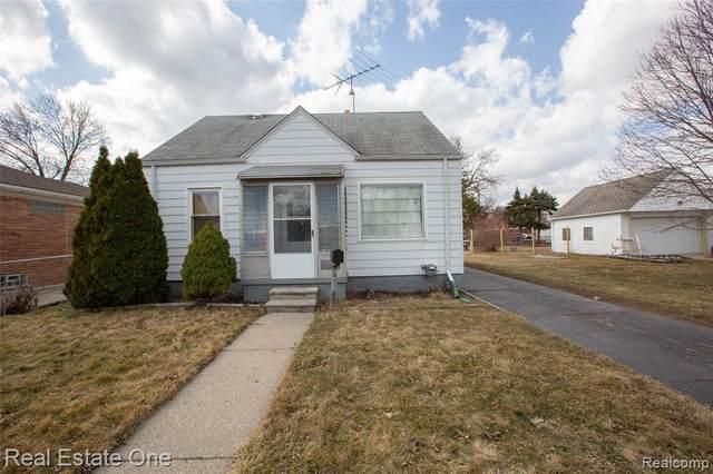 24553 Flower Avenue, Eastpointe, MI 48021 (#2210016156) :: GK Real Estate Team