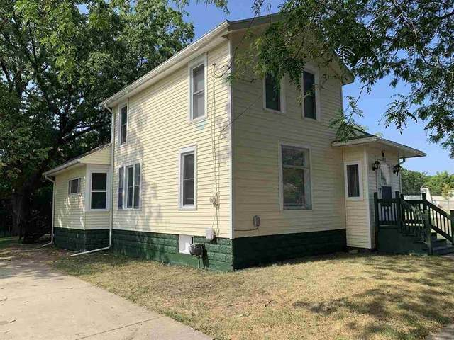705 Oakhill Ave, CITY OF JACKSON, MI 49201 (#55202100615) :: Real Estate For A CAUSE