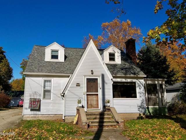 153 E Commerce Street, Grant, MI 49327 (#65021007666) :: Keller Williams West Bloomfield