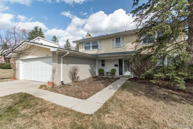 24170 Farmington Road, Farmington, MI 48336 (#2210016468) :: Real Estate For A CAUSE