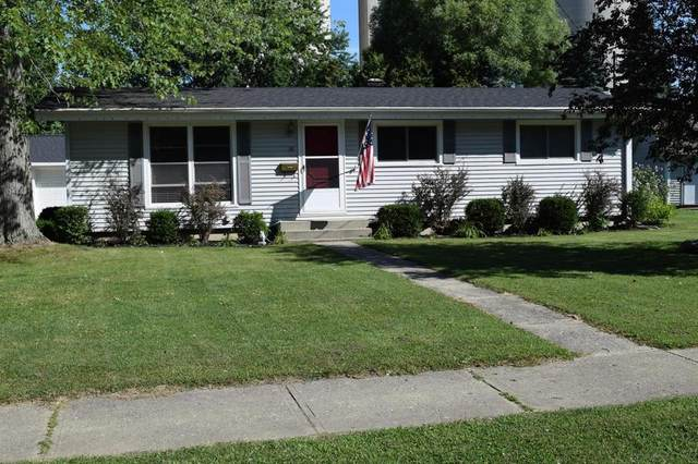 38 W Chicago St, QUINCY VLLG, MI 49082 (#62021007707) :: Real Estate For A CAUSE