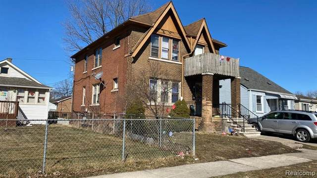 17681 Wood Street, Melvindale, MI 48122 (#2210016521) :: Real Estate For A CAUSE