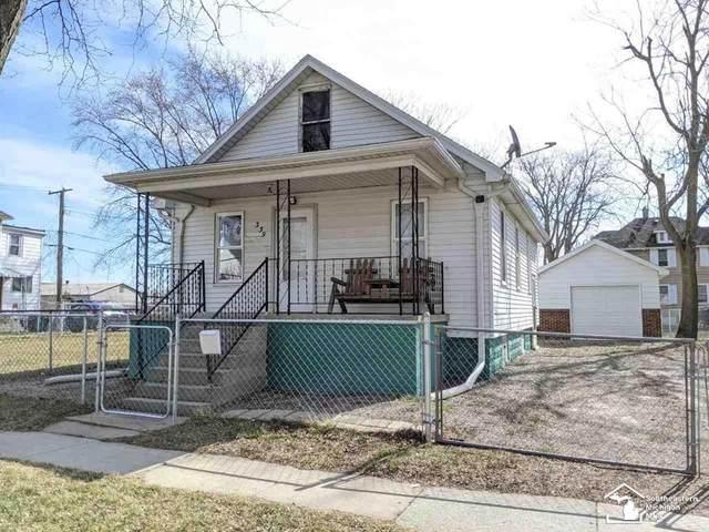 339 Conant, Monroe, MI 48161 (#57050036195) :: Real Estate For A CAUSE