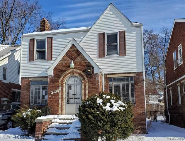 16240 Hartwell Street, Detroit, MI 48235 (#2210016680) :: Keller Williams West Bloomfield