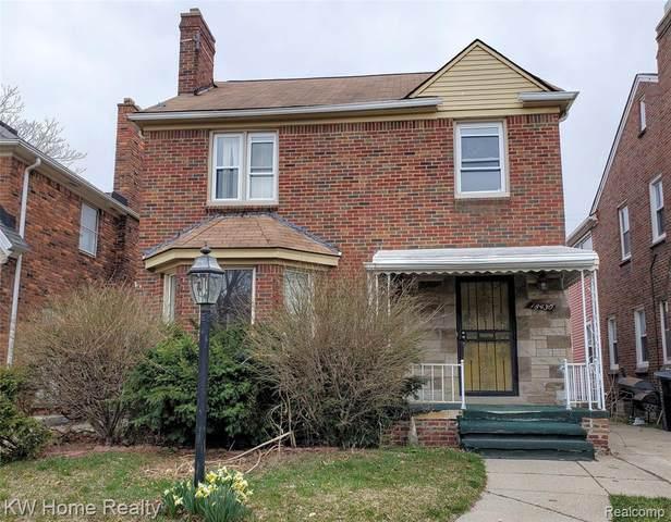 18430 Woodingham Drive, Detroit, MI 48221 (#2210017247) :: Keller Williams West Bloomfield