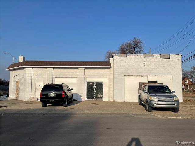 3100 E Davison St, Detroit, MI 48212 (#2210017509) :: Real Estate For A CAUSE