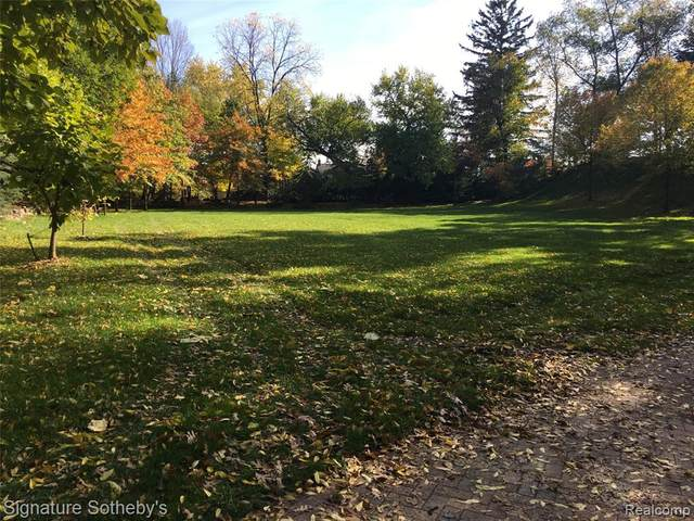 Lot 2 Dubuar Street, Northville, MI 48167 (#2210017523) :: Duneske Real Estate Advisors