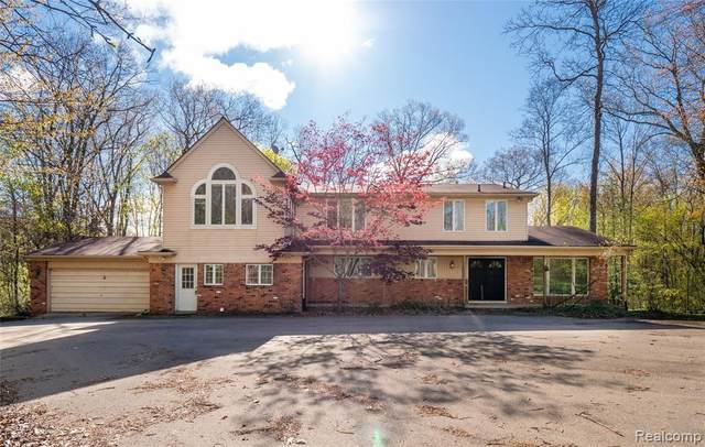 280 Canterbury Road, Bloomfield Hills, MI 48304 (#2210017679) :: GK Real Estate Team