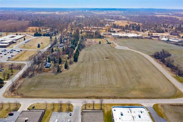 Lot 10 Research Dr, Almont, MI 48003 (#58050036550) :: Real Estate For A CAUSE