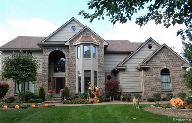 24359 Nantucket Drive, Novi, MI 48374 (#2210017904) :: Duneske Real Estate Advisors