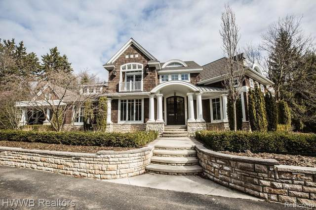 1910 Tiverton Road, Bloomfield Hills, MI 48304 (#2210017963) :: Duneske Real Estate Advisors