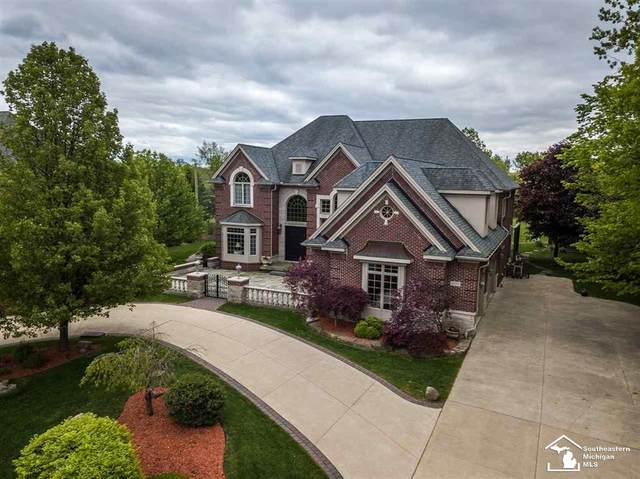 1055 Abbey, Monroe, MI 48161 (#57050036643) :: Real Estate For A CAUSE