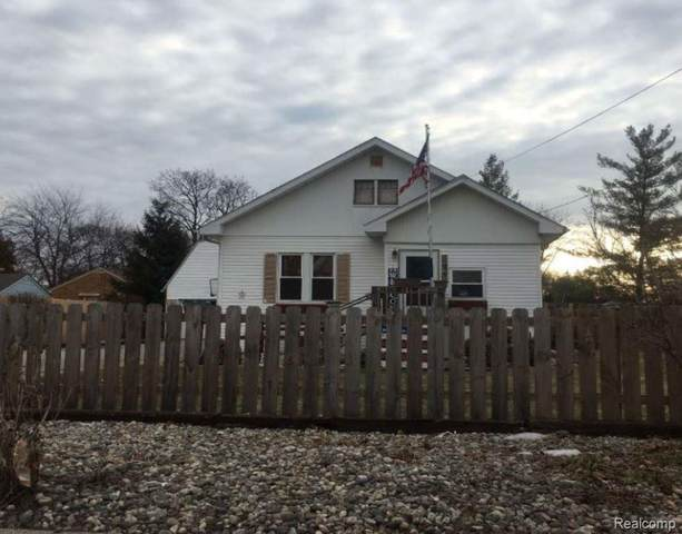 934 Malzahn Street, Saginaw, MI 48602 (#2210018162) :: Real Estate For A CAUSE