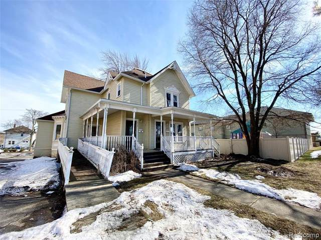 219 S Main Street, Mt. Clemens, MI 48043 (#2210018480) :: The BK Agency