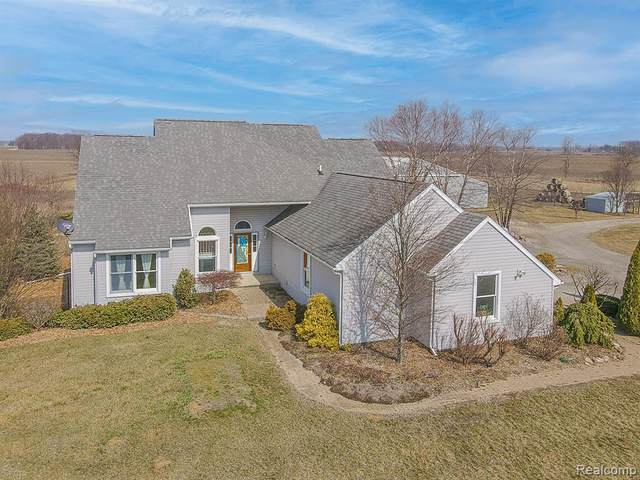 8930 S Custer Road, Monroe, MI 48161 (#2210018489) :: Real Estate For A CAUSE