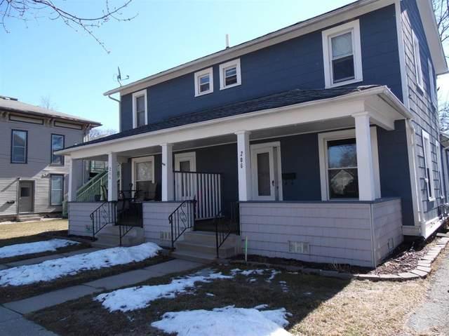 206 W Pottawatamie Street, Tecumseh City, MI 49286 (#543279195) :: Real Estate For A CAUSE