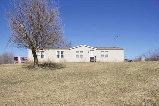 2695 E Jones Road, Deerfield Twp, MI 48855 (#2210018622) :: Real Estate For A CAUSE