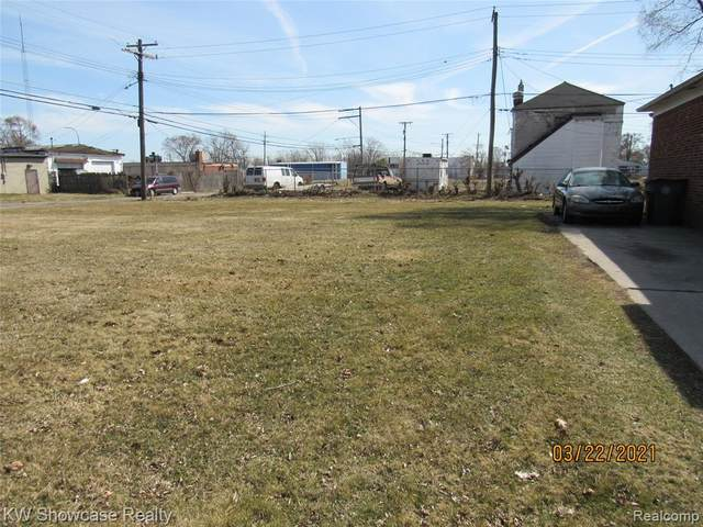 3735 Thirteenth Street, Ecorse, MI 48229 (#2210018624) :: Real Estate For A CAUSE