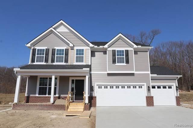 8163 Birchfield Drive, Green Oak Twp, MI 48116 (#2210018653) :: The Alex Nugent Team | Real Estate One