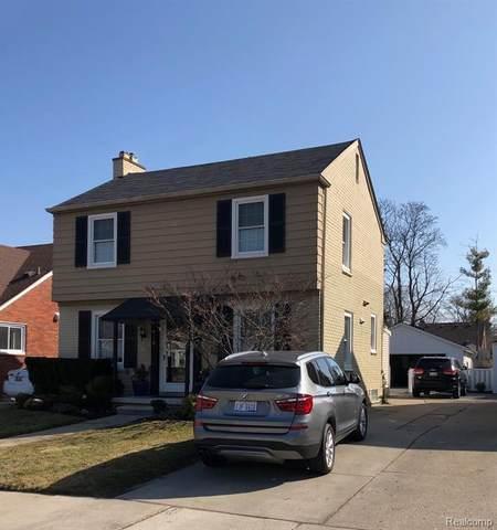 650 N Waverly, Dearborn, MI 48128 (#2210018726) :: BestMichiganHouses.com