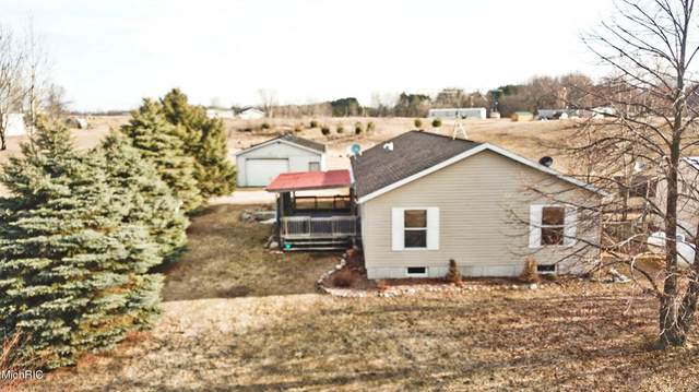 8340 Lakeview Boulevard, Martiny Twp, MI 49342 (#72021008901) :: Robert E Smith Realty