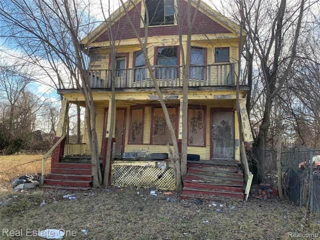 3453 Crane Street, Detroit, MI 48214 (#2210018893) :: Real Estate For A CAUSE