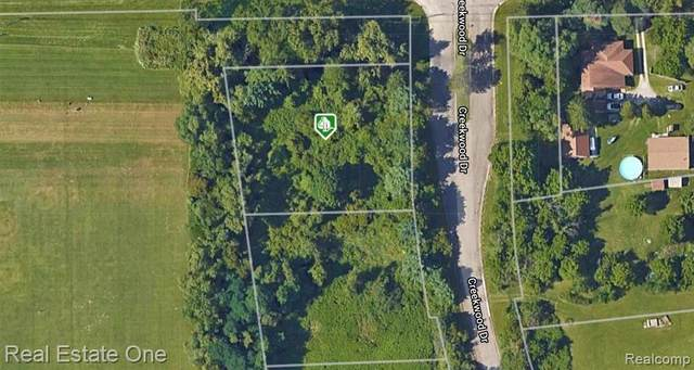 vacant Creekwood Drive, Mundy Twp, MI 48439 (#2210018895) :: Novak & Associates