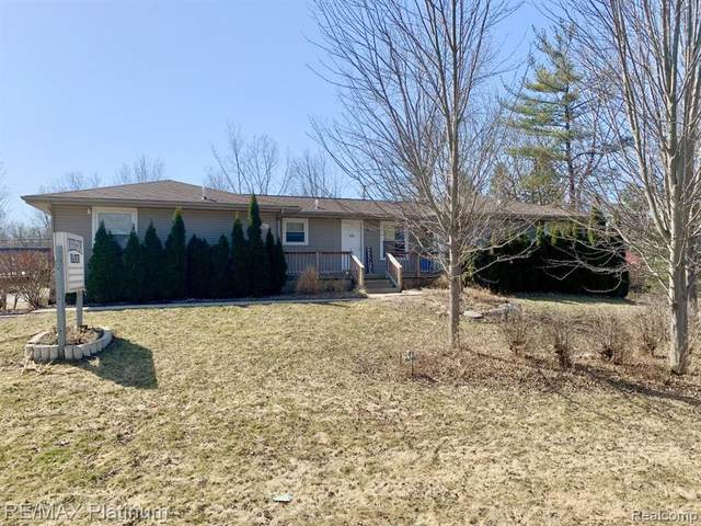 321 W Capac Road, Imlay City, MI 48444 (#2210018924) :: Real Estate For A CAUSE
