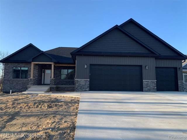 4310 Tupper Lake Way, Fenton Twp, MI 48451 (#2210018996) :: Real Estate For A CAUSE