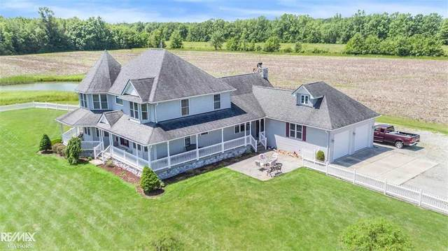 5599 Saint Clair Hwy., China Twp, MI 48054 (#58050036915) :: Real Estate For A CAUSE