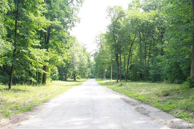 Lot A Allen Rd, Independence Twp, MI 48348 (#2210019088) :: Duneske Real Estate Advisors
