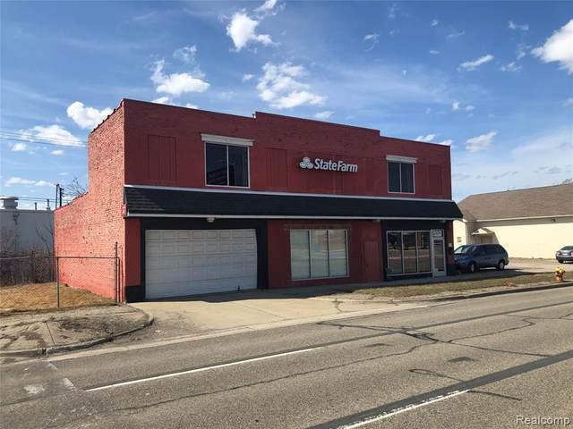 45477 Woodward Avenue, Pontiac, MI 48341 (#2210019224) :: Real Estate For A CAUSE