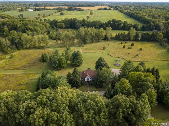 2244 Western Meadows Drive, Clayton Twp, MI 48433 (#2210019318) :: Real Estate For A CAUSE