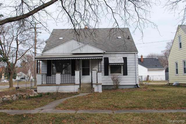 652 Clinton Street, Flint, MI 48507 (#2210019326) :: The Alex Nugent Team | Real Estate One