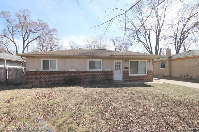 22100 Seminole Street, Southfield, MI 48033 (#2210019377) :: Real Estate For A CAUSE