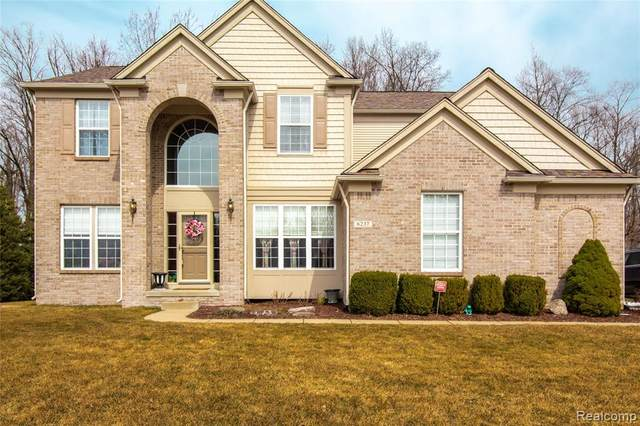 6237 Moonstone Drive, Grand Blanc Twp, MI 48439 (#2210019419) :: Real Estate For A CAUSE