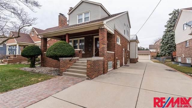 22184 Park Street, Dearborn, MI 48124 (#2210019492) :: The Alex Nugent Team | Real Estate One