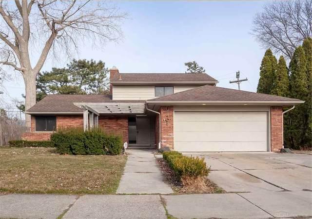 408 Barclay, Grosse Pointe Farms, MI 48236 (#58050037061) :: Duneske Real Estate Advisors