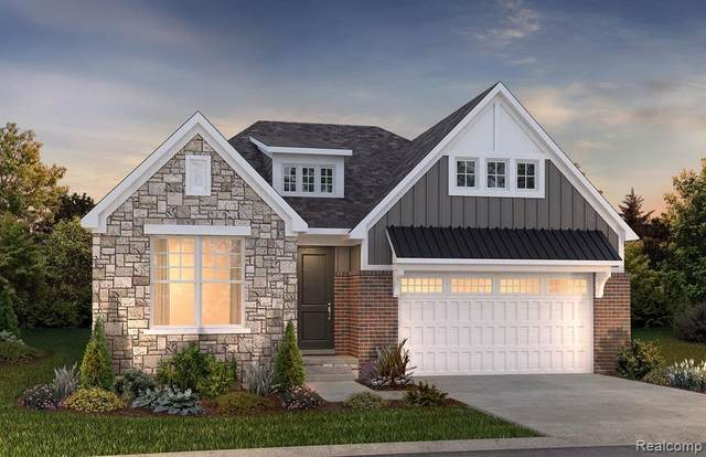 166 Mulberry Lane, Rochester Hills, MI 48309 (#2210019634) :: Real Estate For A CAUSE