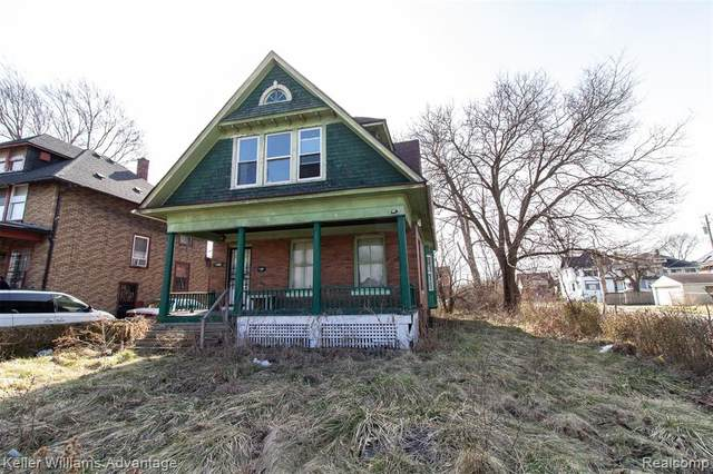 182 Connecticut Street, Highland Park, MI 48203 (#2210019691) :: Real Estate For A CAUSE