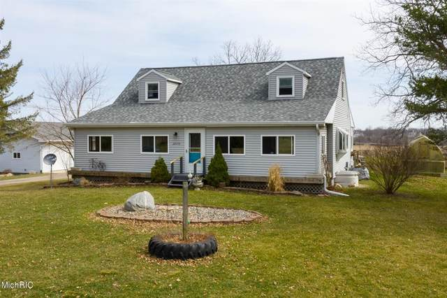 22710 W County Line Road, Bedford Twp, MI 49012 (#66021009323) :: Real Estate For A CAUSE
