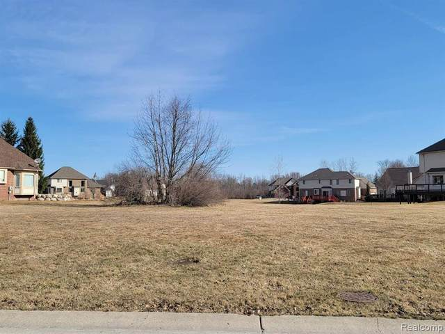 Lot 31 Village Woods Drive, Grand Blanc Twp, MI 48439 (#2210019793) :: The Alex Nugent Team | Real Estate One
