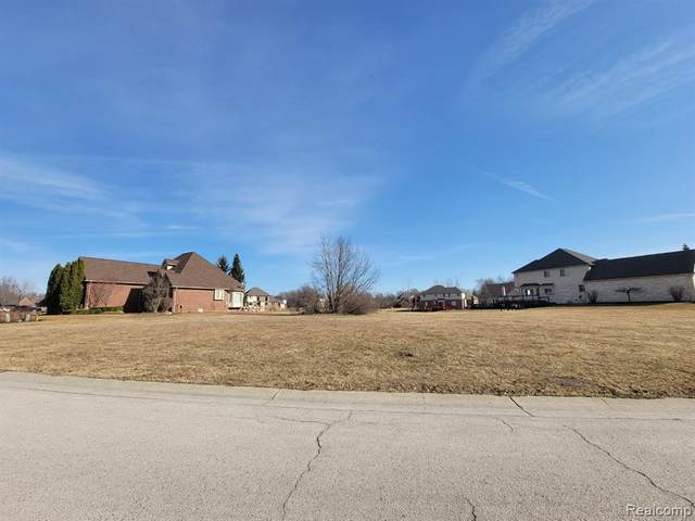 Lot 32 Village Woods Drive, Grand Blanc Twp, MI 48439 (#2210019797) :: The Alex Nugent Team | Real Estate One