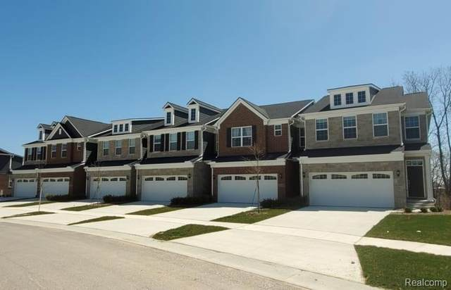 774 Peppermint Drive, Rochester Hills, MI 48307 (#2210019879) :: Real Estate For A CAUSE