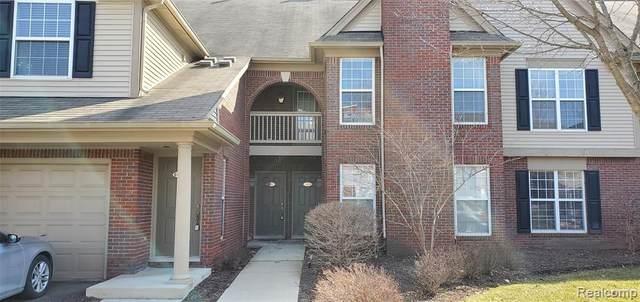 28427 Carlton Way Drive, Novi, MI 48377 (#2210019927) :: Duneske Real Estate Advisors
